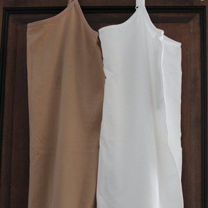 set of two smooth, seamless camisoles - NWT